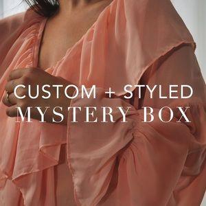 CUSTOM STYLED MYSTERY BOX